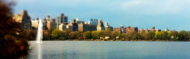 The Reservoir at Central Park.