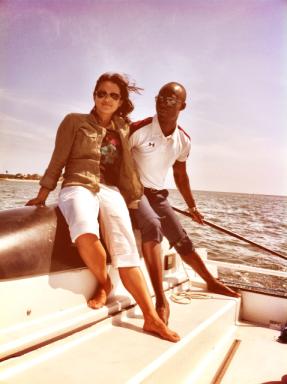 Sailing through Hilton Head